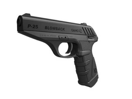 GAMO PISTOL P-25 BLOWBACK
